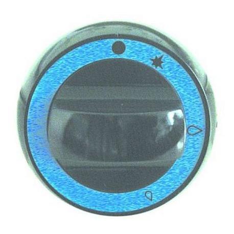 TIQ77328-MANETTE ROBINET A GAZ ORIGINE