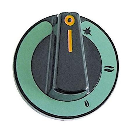 TIQ77320-MANETTE ROBINET A GAZ