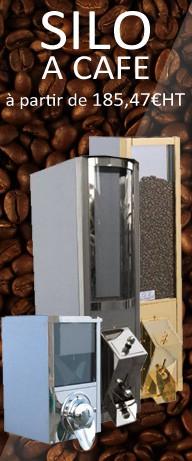 Découvrez nos silo à café